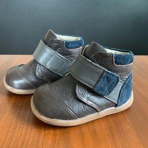 See Kai Run Sawyer Boot Toddler 5